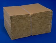 kraft corrugated sheets & pads