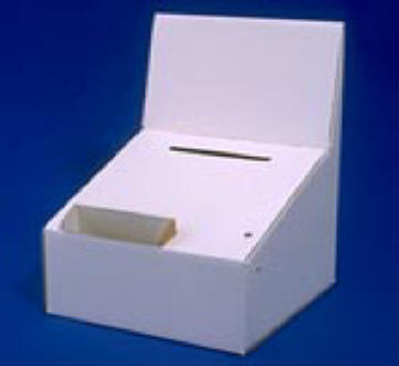 Home BUY ONLINE FOR SHOWROOM PICKUP ballot boxes registration boxes lead boxes contest boxes - Houston ... : corrugated ballot boxes - Aboutintivar.Com