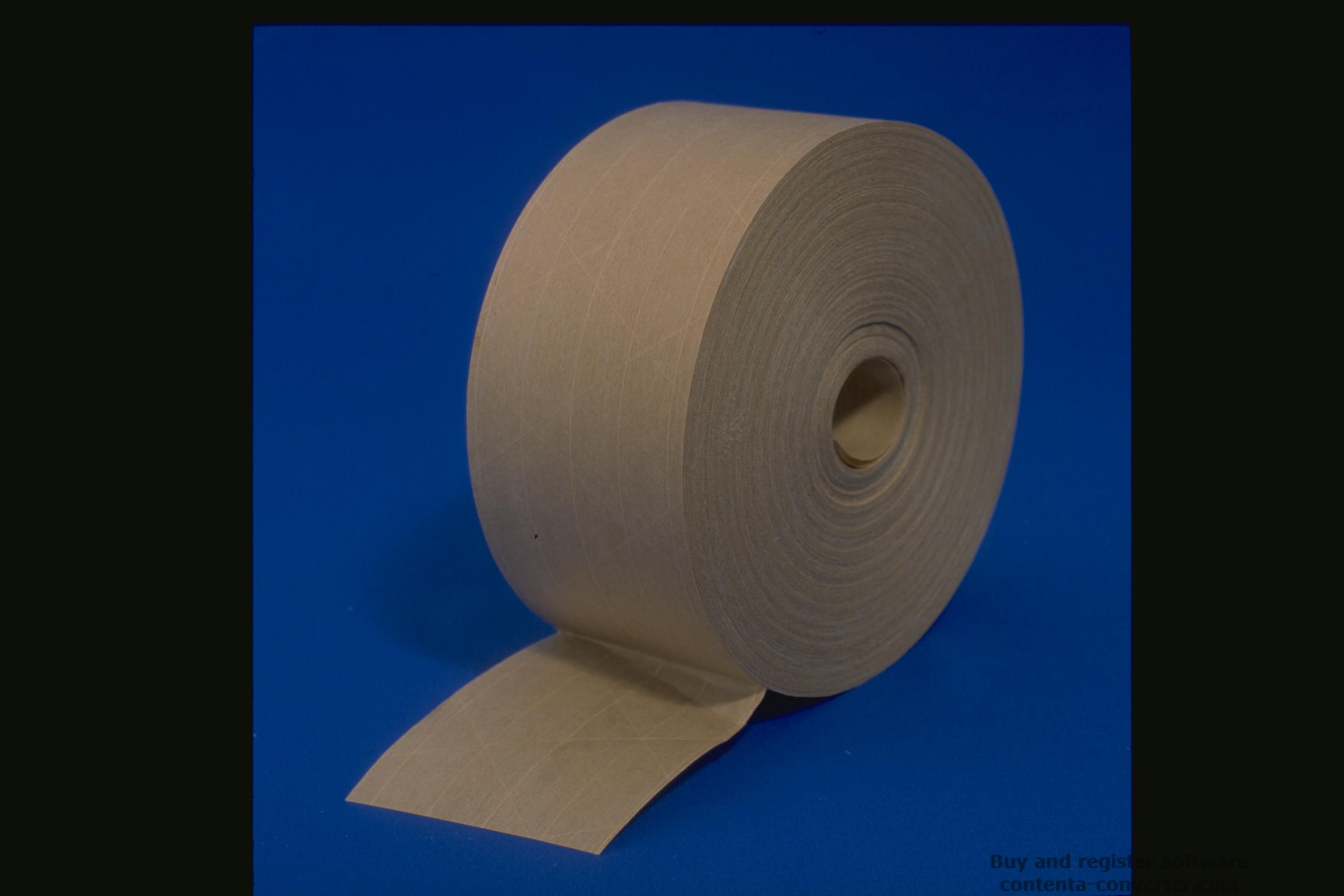 water activated paper paclkaging tape